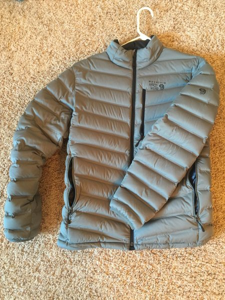 MH StretchDown Jacket, Mens M