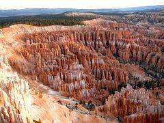 Rock Climbing Photo: Bryce Canyon N.P.