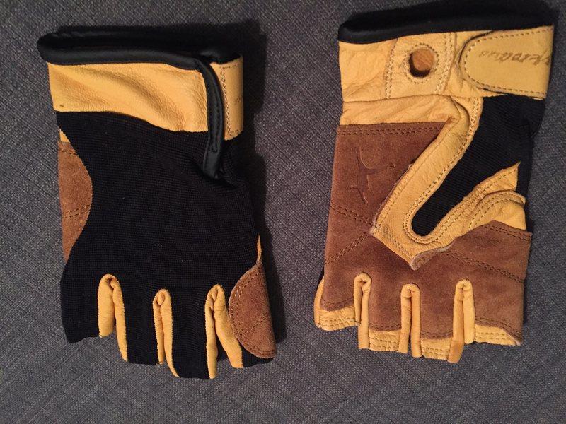 metolius grip gloves 3/4 L