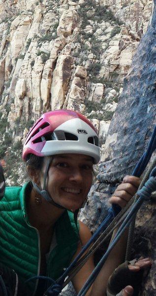 Rock Climbing Photo: Chi 2015