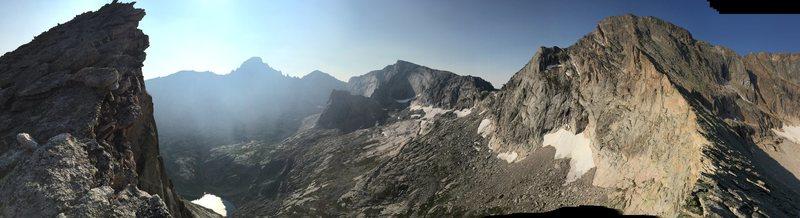 Glacier Gorge Traverse