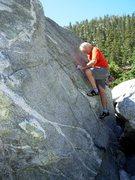Rock Climbing Photo: Rock Garden