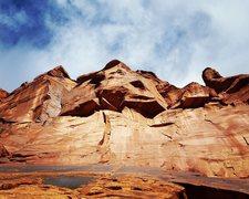 Rock Climbing Photo: Ice Cream Parlor