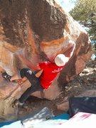 Rock Climbing Photo: Michael Madsen On Self Service