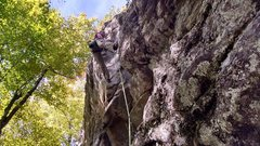 Rock Climbing Photo: another one