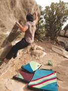 Rock Climbing Photo: Michael Madsen on One of the best
