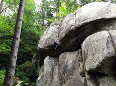 Rock Climbing Photo: Cornary Bypass