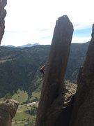 Rock Climbing Photo: Tabula Rasa