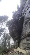 Rock Climbing Photo: Elwha 1