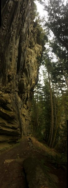Rock Climbing Photo: Elwha 2