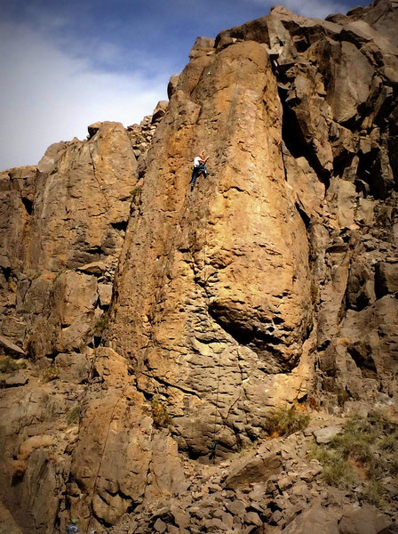 Climber on Director's Cut