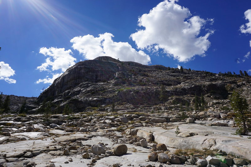 Rock Climbing Photo: Heart of the Artichokes Topo