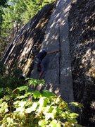 Rock Climbing Photo: Moai