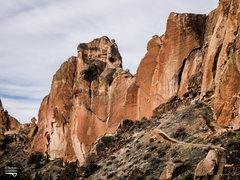 Rock Climbing Photo: The Dihedrals | Smith Rock  nathanscherneck.wordpr...