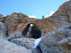 Rock Climbing Photo: Bridge Mt. RRNCA.