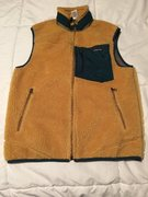 Patagonia Retro X Vest (S) Mens