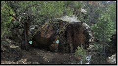 Rock Climbing Photo: 2. Quantum Entanglement.