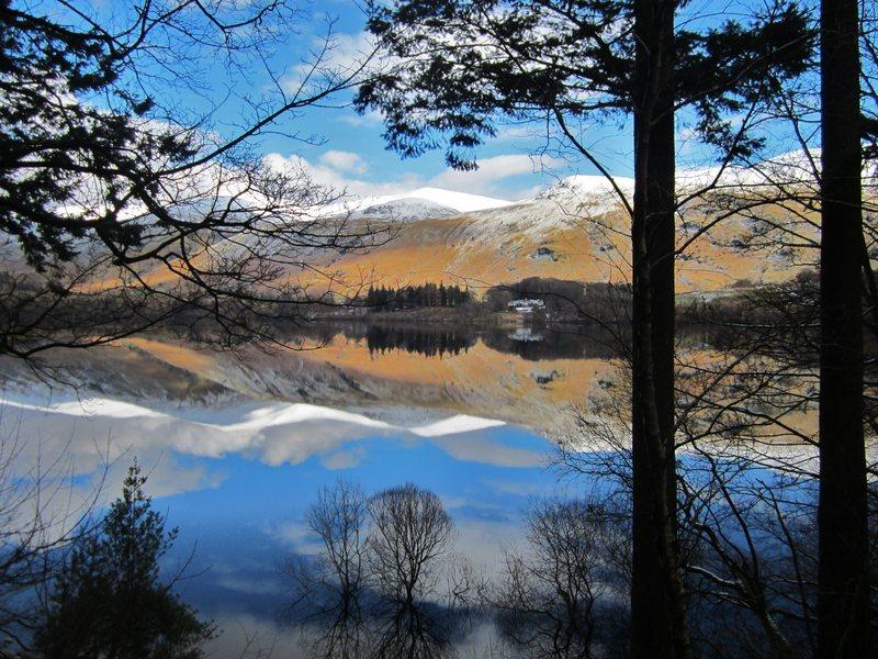 Thirmere Lake ... English Lake District .. March 6th 2016