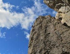 Rock Climbing Photo: Martin sending