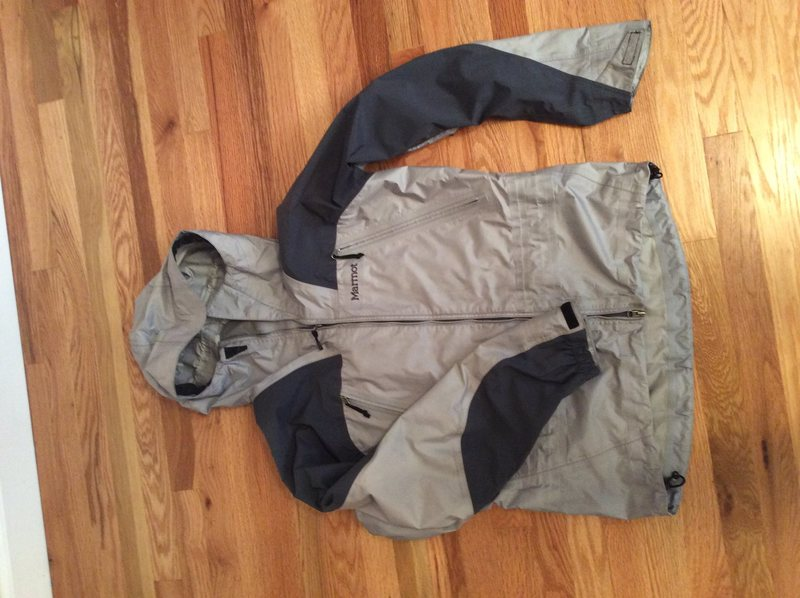 Marmot Light Speed Gore-Tex XCR jacket. Well used. No external damage. Some wear inside. $65