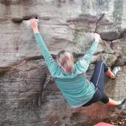 Rock Climbing Photo: Lily Boulders at Obed