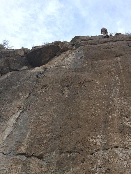 Rock Climbing Photo: Caldo de Pitufos
