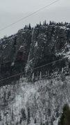 Rock Climbing Photo: Nanibijou