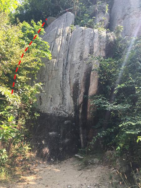 Rock Climbing Photo: Heat Rations