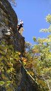 Rock Climbing Photo: side view