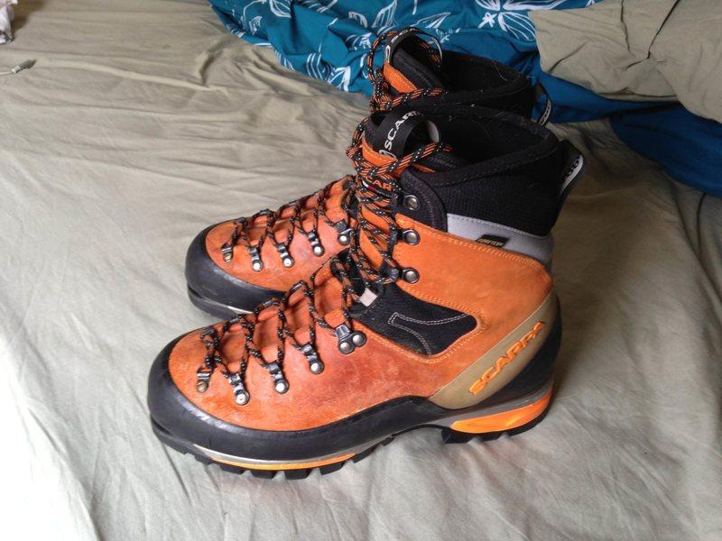 Scarpa Mont Blanc GTX 43