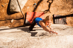 Rock Climbing Photo: Waves in Motion - V3
