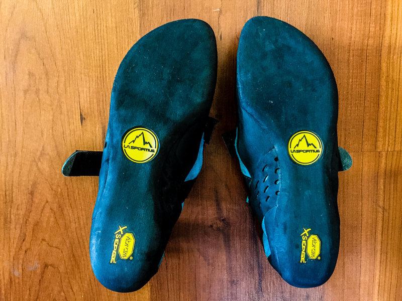 FS: La Sportiva Katana Vibram XS Edge Climbing Shoes (39.5)