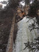 Rock Climbing Photo: Hidden Right.