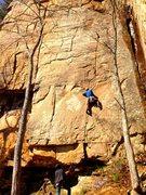 Rock Climbing Photo: G Poodle