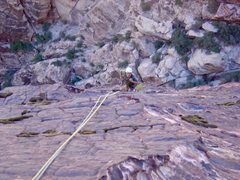 Rock Climbing Photo: Crabby Appleton, or as I like to call it, Crappy A...