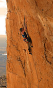 Rock Climbing Photo: Midway to the chains,Ben Hanna cruises The Funk (5...