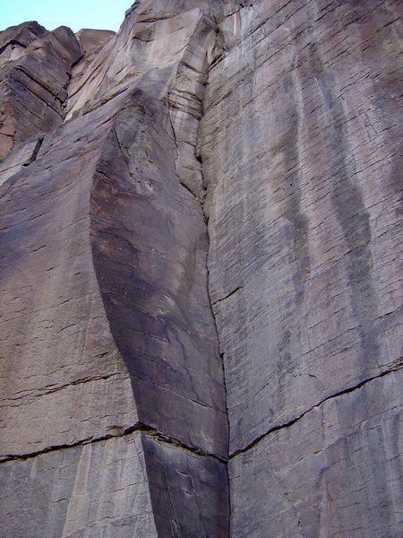 Rainbow Canyon, NV.