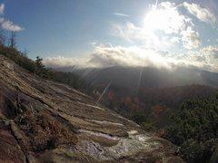 Rock Climbing Photo: Pisgah