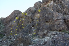 Rock Climbing Photo: The Getaway