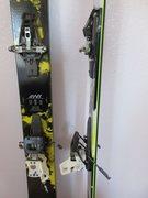 Rock Climbing Photo: K2 Annex 98 Skis 177cm. Used ~ 15 days. Minor scra...