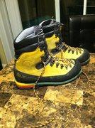 Rock Climbing Photo: FS : Nepal boots