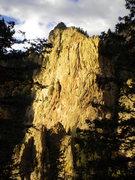 Rock Climbing Photo: Chaos Crag
