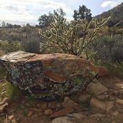 Rock Climbing Photo: Ice Box Canyon
