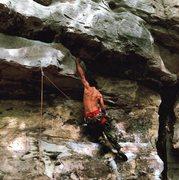 Rock Climbing Photo: super fun climb, Amazing route!