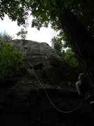 Rock Climbing Photo: good times