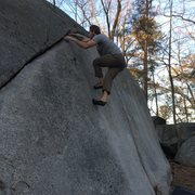 Easy crack traverse v2