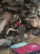 Rock Climbing Photo: Luke Kretchmar on Tepidus