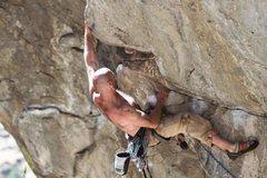 Rock Climbing Photo: Clear creek