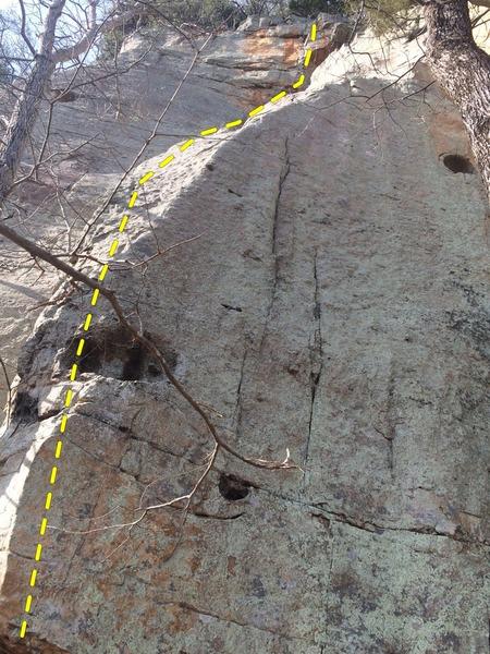 Route photo courtesy Adam K.