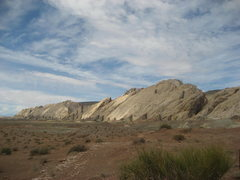 Rock Climbing Photo: Eastern Reef Slabs . Seven miles of Slabs and cany...